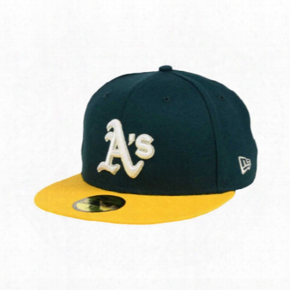 Mlb Athletics Home Cap