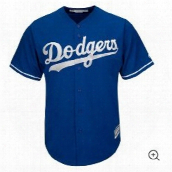 Mlb Dodgers Cool Base Jersey - Mens