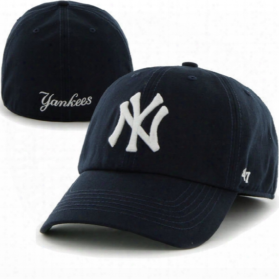 Mlb New York Yankees Franchise Fitted Hat - Mens