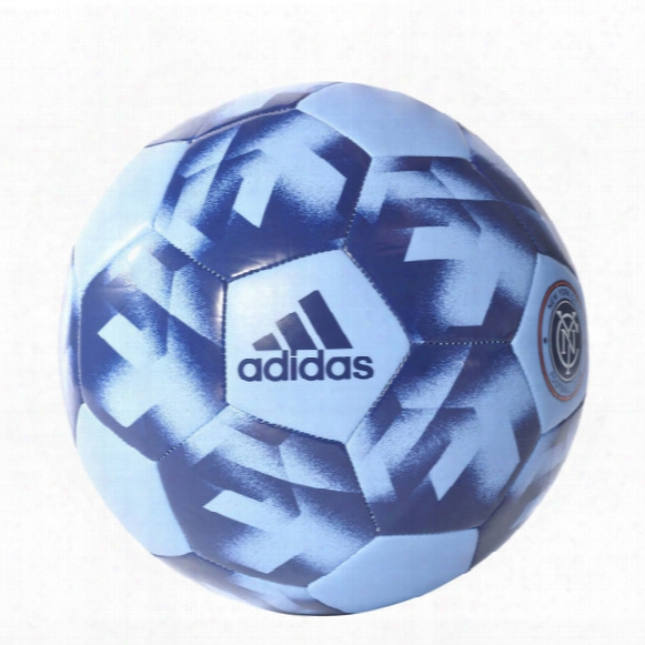 New York City Fc Authentic Soccer Ball