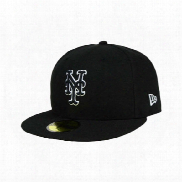 New York Mets Mlb Fashion 59fifty Cap