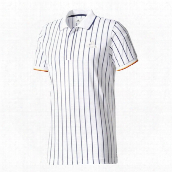 New York Striped Polo Shirt � Mens
