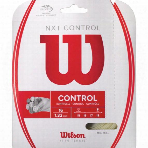 Nxt Control 16 Guage Tennis String