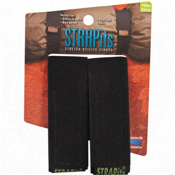 "Origial Strapits 14"" Velcro Straps 2-pack"