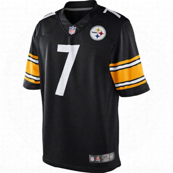 Pittsburgh Steelers Limited Jersey (ben Roethlisberger) - Youth