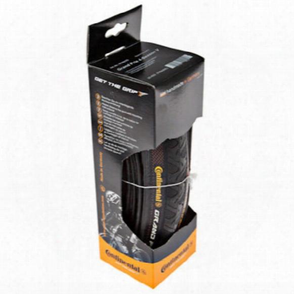 Prix 4-season 700 X 23 Black-duraskin Fold