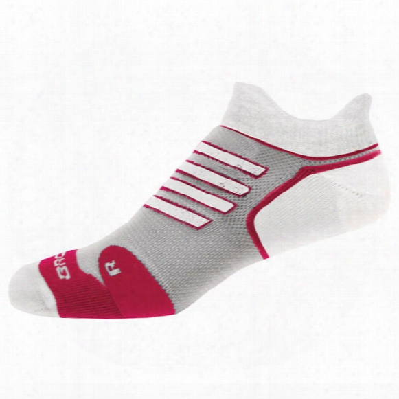 Ravenna Double Tab Running Socks