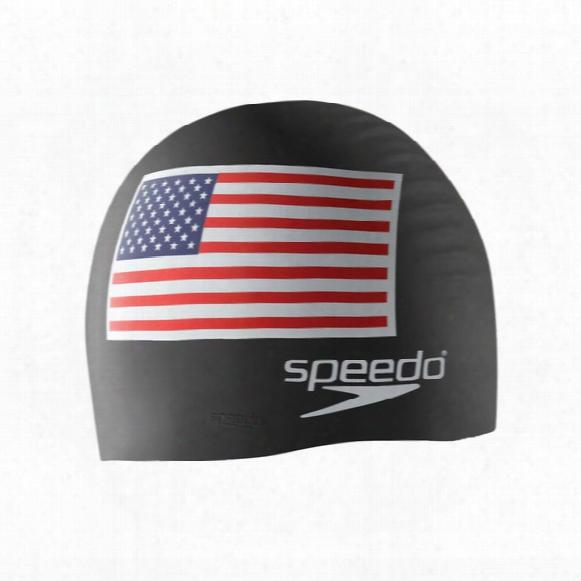 Silicone Flag Cap