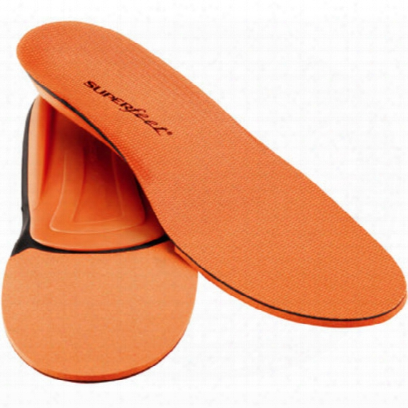 Superfeet Orange Running Insole - Mens