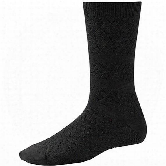 Texture Crew Socks � Womens