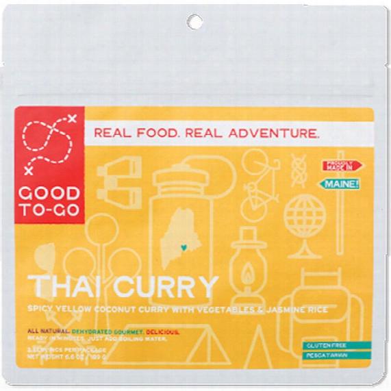 Thai Curry - Serves 2