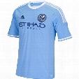 ADIDAS NEW YORK CITY FC HOME REPLICA JERSEY - MENS