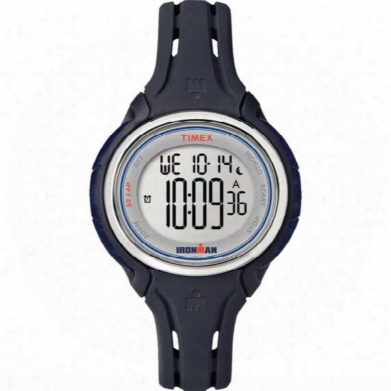 Timex Ironman Sleek 50 Mid Size Watch