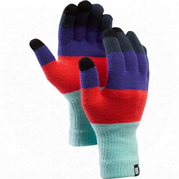 Touch N Go Knit Glove - Mens