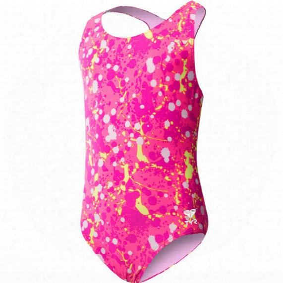 Tyr Splash Maxfit - Girls