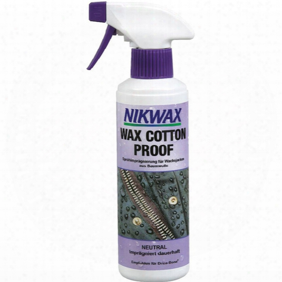 Wax Cotton Proof