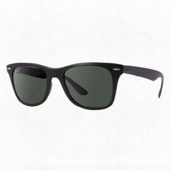 Wayfarer Liteforce Sunglasses - Green Classic Lens