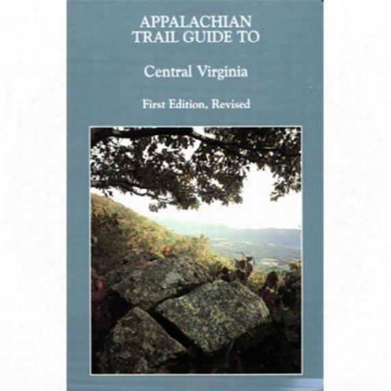 Appalachian Trail Guide Central Virgina