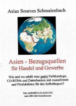 Asien - Bezugsquellen Fr Handel Und Gewerbe