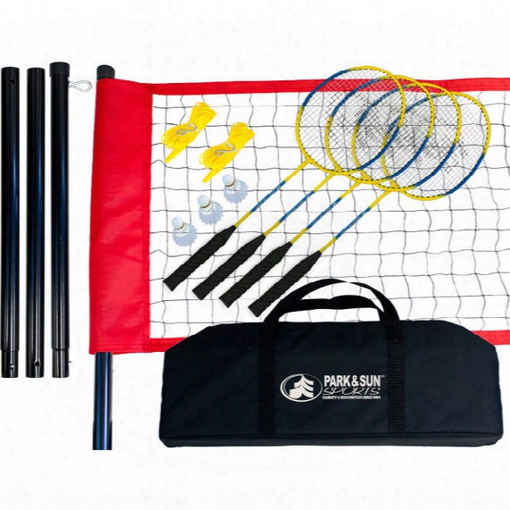 Badminton Sport Net System