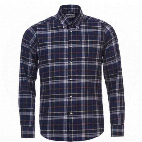 Blane Highland Check Tailored Shirt - Mens