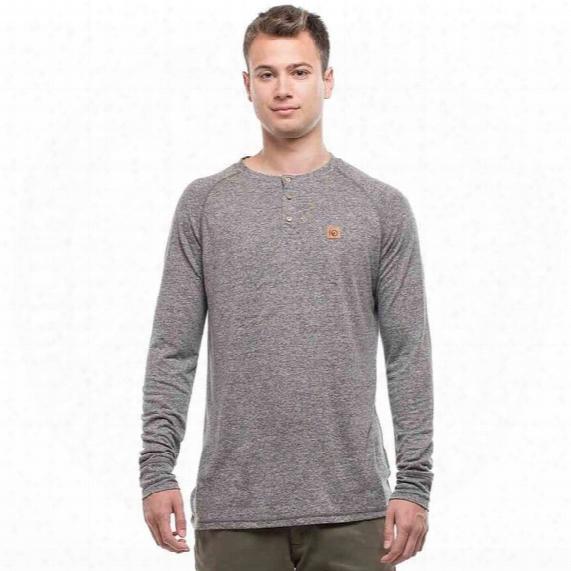 Boulder Henley Shirt - Mens