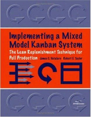 Implementing A Mixed Model Kanban System: The Lean Replenishment Technique For Pull Production [with Cd-rom]