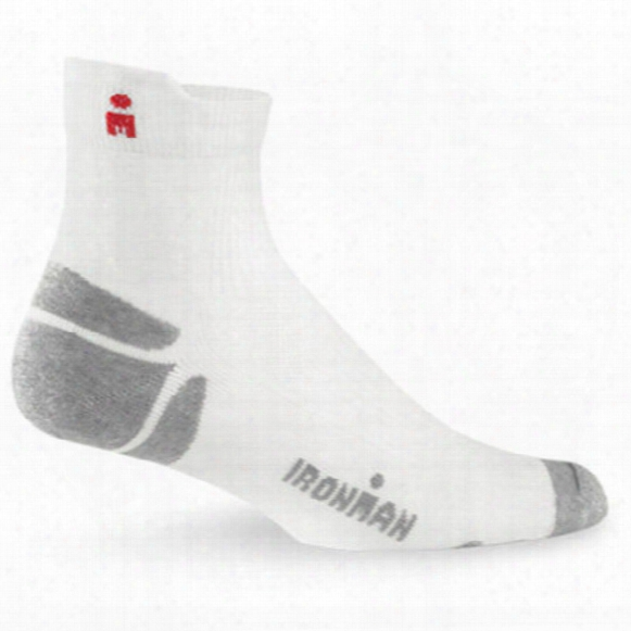 Ironman Thunder Pro Quarter Sock