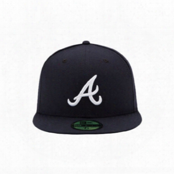 Mlb Atlanta Braves Road Cap