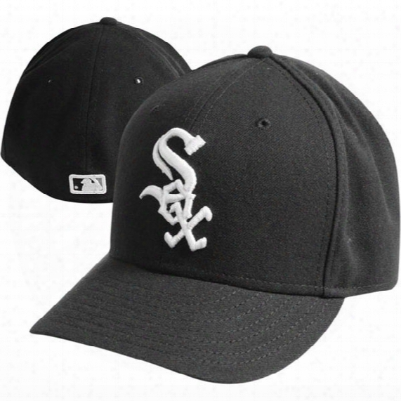 Mlb Chicago Whitesox Perfromance 59fifty Fitted Hat