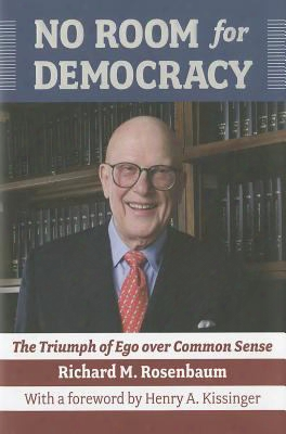 No Room For Democracy: The Triumph Of Ego Over Common Sense