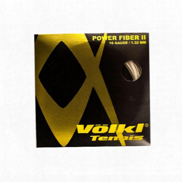 Power Fiber Ii Tennis String