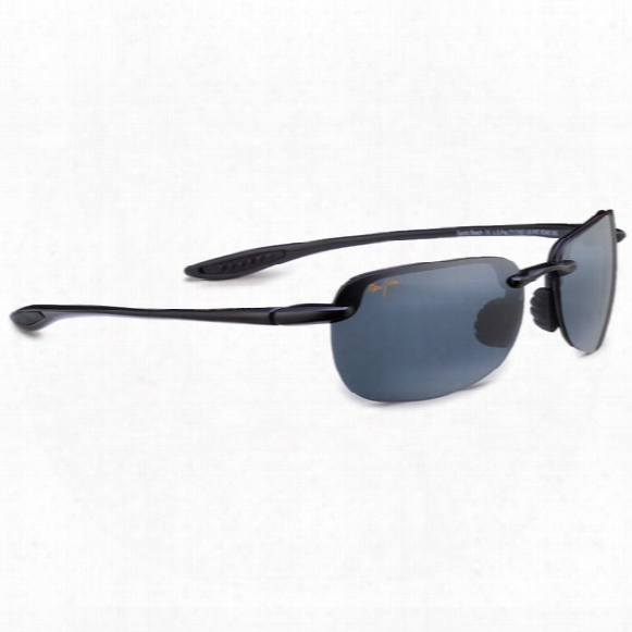 Sandy Beach Polarized Sunglasses - Neutral Grey Lens