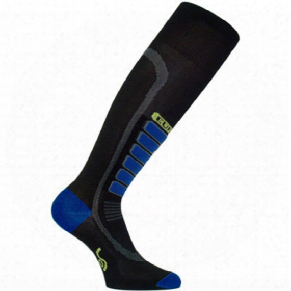Silver Ski Light Socks - Mens