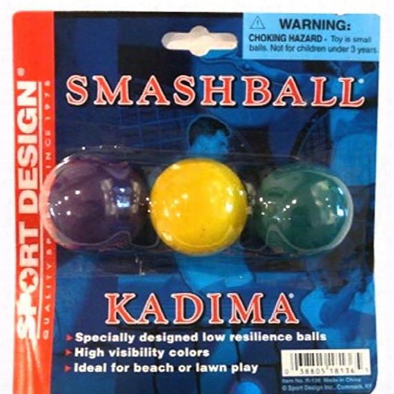 Smashball/kadima Replacement Ball Set