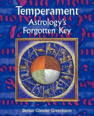 Temperament - Astrology's Forgotten Key