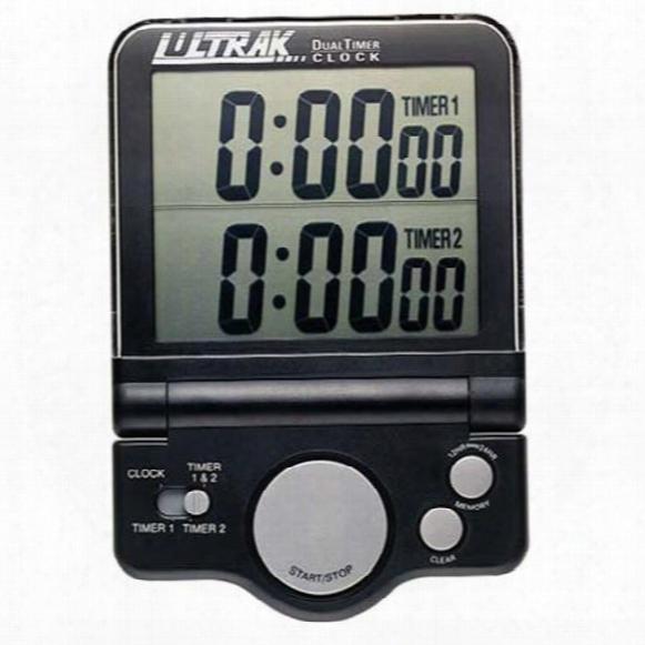 Ultrak T-4 - Jumbo Dual Timer