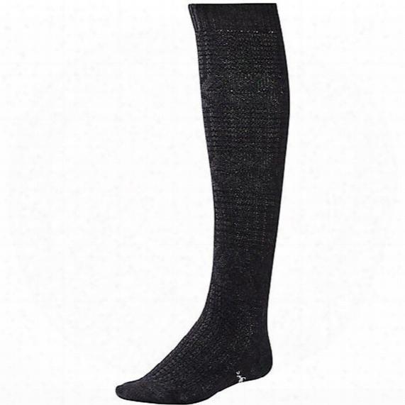 Wheat Fields Highknee Socks - Womens