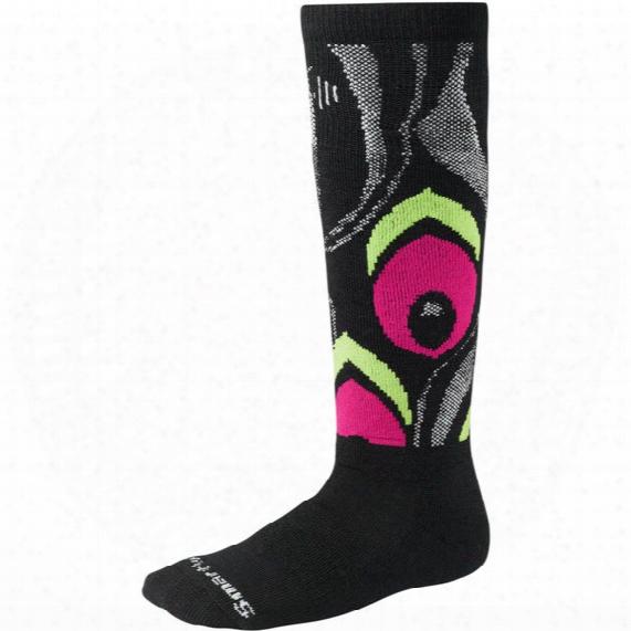 Wintersport Feather Socks � Kids