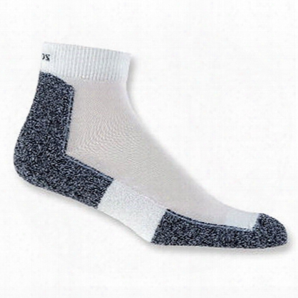 Wmns Lt Run Mini Crew Sock - Wommens