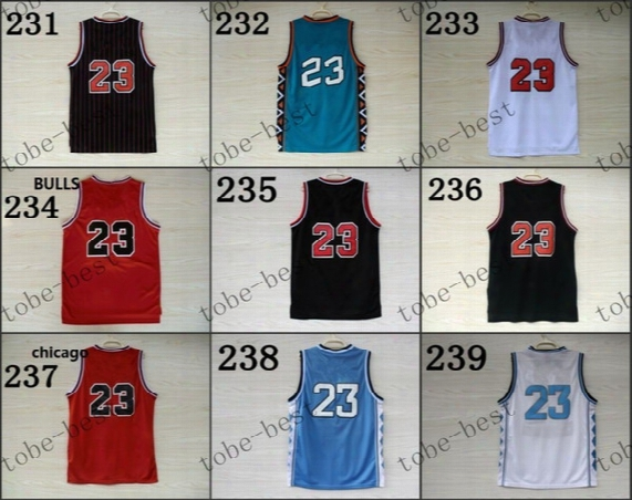 #23 2015 Cheap Rev 30 Basketball Jerseys Embroidery Sportswear Jersey S-3xl 44-56 Free Shipping New Arrival