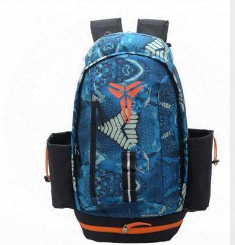 2fashion Kobe Men Backpacks Basketball Bag Sport Backpack School Bag For Teenager Outdoor Backpack Marque Mochila