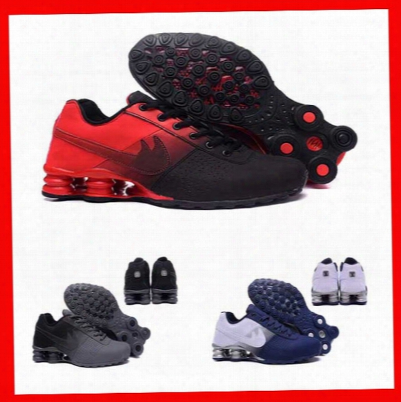 Cheap Shox Shoes Deliver Nz R4 809 Men Running Shoes Brand For Basketball Sneakers Sports Jogging Trainers Best Sale Online Discount Store