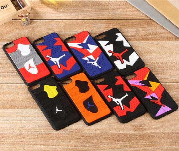 Fashion Sports Dunk Basketball Star Mark For Iphone 7 7plus Case New Arrival Slim Scratches Resistant Case With Dhl Shipping