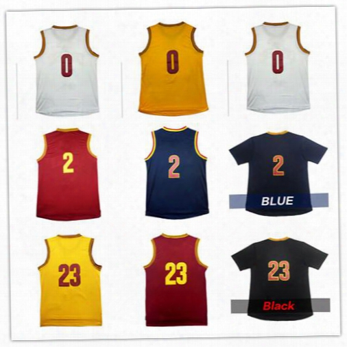 High-quality Wholesale Men's #0 Kevin Love Jersey 100% Stitched Embroidery 0 Kevin Love Jerseys Adullt Free Shipping