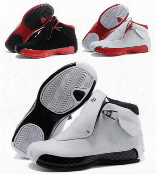 Retro 18 Basketball Shoes Men S Retro Real Replicas Man Retro 18s Xviii Hombre Sports Sneakers