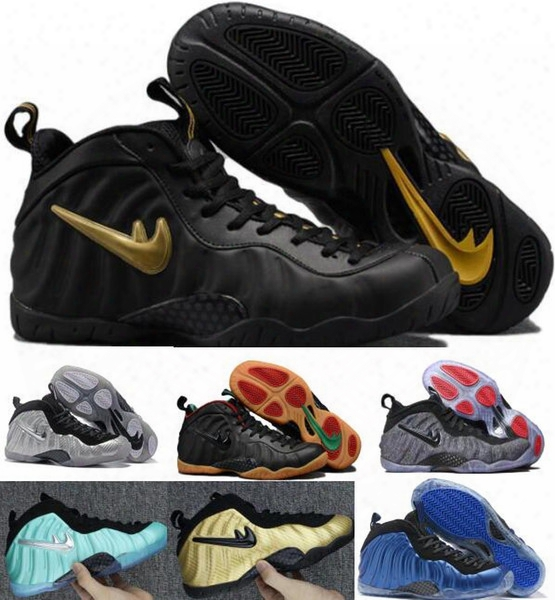 Sale Akr Basketball Shoes Sneakers Men's Women Blue Man One Pro Sports Shoes Pearl Penny Hardaway Shoes Size:5.5-13