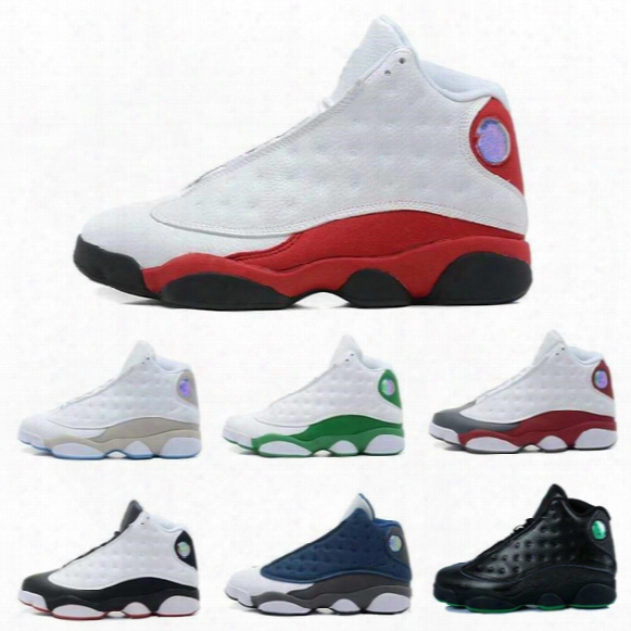 Top Quality Wholesale Cheap New Retro 13 13s Mens Basketball Shoes Sneakers Women Sports Trainers Running Shoes For Men Designer Size 5.5-13
