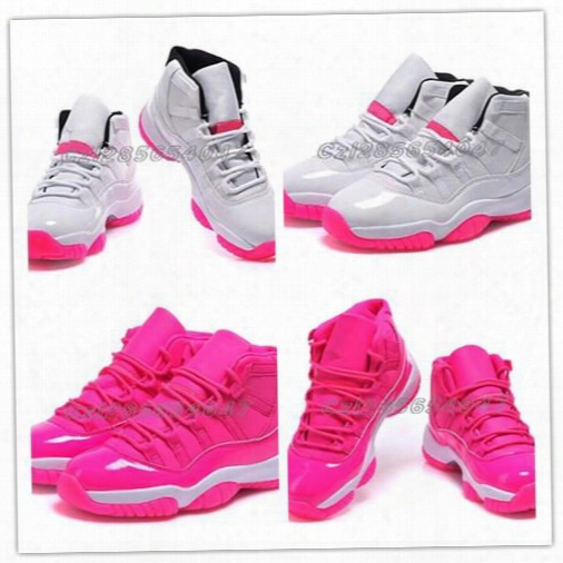 Wholesale Women Basketball Shoes Retro Xi(11) Pink Everything Edits Womens Shoes Sport Shoes Online Retro Sneakers Outdoors Athletics Shoes