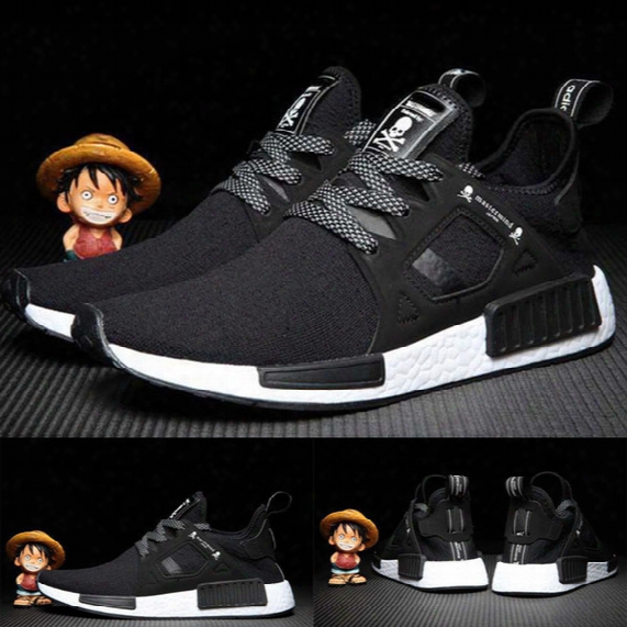 (with Original Box) 20 Colours Free Shipping Women Mens Mastermind X Nmd Xr1 Japan Sneakers Sports Running Shoes